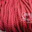 เชือกถัก P.P. #8 สีแดงเลือดหมู (10เมตร) thumbnail 1