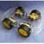 โครงรถ หุ่นยนต์ 4WD สีใส smart car chassis thumbnail 1