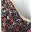 "Dress0509--เดรสแฟชั่น ชีฟอง สวยๆ ""อก 33 นิ้ว"" thumbnail 5"
