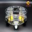 โครงรถ หุ่นยนต์ Smart Car Chassis แบบ 3 ชั้น thumbnail 4