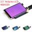 3.5-inch TFT color display module 320X480 high definition LCD screen shield for UNO Mega2560 thumbnail 2