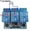 Arduino Relay Module 5V 3ช่อง HIGH Trigger 250V/10A thumbnail 6