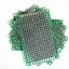 แผ่นปริ๊นอเนกประสงค์ ไข่ปลา สีเขียว คุณภาพดี Prototype PCB Board 4x6 cm thumbnail 2