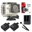 SJCAM SJ5000X Elite WiFi 4K (2x Battery +1x Dual-Charger+1x Monopod+ 1x Kingston32) thumbnail 6