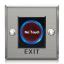 Exit Switch ปุ่มออกประตูคีย์การ์ด สแตนเลส แบบเหนี่ยวนำ 86mm*86mm thumbnail 1