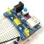 โมดูลแปลงไฟ 5V 3.3V ให้บอร์ดทดลอง Breadboard Power Supply v2 thumbnail 1