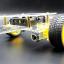 โครงหุ่นยนต์รถ 4 ล้อ ระบบเลี้ยว servo thumbnail 9