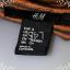"""BNS0257--เดรสแฟชั่น ผ้ายืดcotton ลายทางสีส้ม H&M """"อก 28-32 นิ้ว"""" thumbnail 4"""