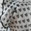 jp4378-เสื้อแฟชั่น ชีฟอง สีขาวลาย JAYRO อก 33 นิ้ว thumbnail 5
