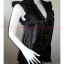 jp3329-เสื้อแฟชั่น สีดำ นำเข้า อก 33 นิ้ว thumbnail 2