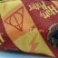 กระเป๋าดินสอแฮร์รี่ พอตเตอร์ สีแดงสลับเหลือง แบบผ้า thumbnail 3