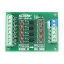 โมดูลแปลงสัญญาณควบคุม 24V to 5V 4Bit Signal Level Voltage Converter Board thumbnail 6
