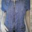 Jeans0016---เสื้อยีนส์ ฟอกนิ่ม นำเข้า BONITA อก free-38 นิ้ว thumbnail 1