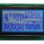 LCD 128x64 Dots Graphic Blue Color Backlight LCD Display Shield 5.0V thumbnail 3