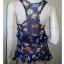 "jp3423-เสื้อแฟชั่น ชีฟอง Lily White ""อก 30 นิ้ว"" thumbnail 3"