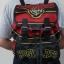 กระเป๋าสะพายหลังฮอกวอตส์ สีดำสลับแดง thumbnail 6