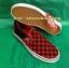 รองเท้า Van Era ลายตารางสีแดง thumbnail 1