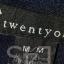 BN3759--WE เสื้อแฟชั่น ชีฟอง สีน้ำเงินเข้ม แบรนด์ twentyone อก free-38 นิ้ว thumbnail 6