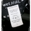 BN2657--เสื้อแฟชั่น สีดำลายดำ wetseal อก 35 นิ้ว thumbnail 5