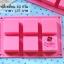 แม่พิมพ์ซิลิโคน สี่เหลี่ยมจัตุรัส 60 กรัม thumbnail 8