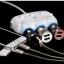 ตัวขยายช่องจุดบุหรี่ 3 ช่อง + 2 Port USB Hoco C1 thumbnail 5