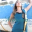 BN3402--เสื้อแฟชั่น แบรนด์เนม MERONA อก 42 นิ้ว thumbnail 6