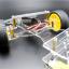 โครงหุ่นยนต์รถ 4 ล้อ ระบบเลี้ยว servo thumbnail 11