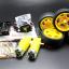 โครงหุ่นยนต์รถ 4 ล้อ ระบบเลี้ยว servo thumbnail 12
