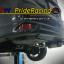 Toyota Vios เดินท่อสแตนเลสทั้งเส้น ปลาย Js fx-pro คู่หม้อพักกลางสูตร thumbnail 2