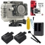 SJCAM SJ5000X Elite WiFi 4K (2x Battery +1x Dual-Charger+1x Monopod+1x Bobber+ 1x Kingston32) thumbnail 6