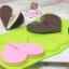 แม่พิมพ์ซิลิโคนลายหัวใจ 3 มิติ thumbnail 2