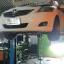 Toyota Vios ใส่ชุดท่อ Js fx-pro คู่หม้อพักกลางสูตร thumbnail 1