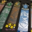 Harry Potter Crest Bookmark Set thumbnail 5