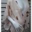 BN4869--เสื้อผ้ามือสอง--เสื้อคลุมแฟชั่น ชีฟอง สีโอรส Forever21 อก free thumbnail 3