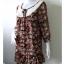 """Dress0365--เดรสแฟชั่น นำเข้า สวยๆ """"อก 34 นิ้ว"""" thumbnail 2"""