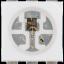 NeoPixel 1 LED WS2812B RGB IC DRIVER Built-In 5Vdc thumbnail 3