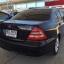 ฟรีดาวน์ ผ่อน 11432x72 Benz c180 Kompressor ปี 2006 สีดำ ติดแก๊ส LPG thumbnail 3