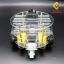 โครงรถ หุ่นยนต์ Smart Car Chassis แบบ 3 ชั้น thumbnail 3