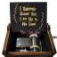Harry Potter Music Box กล่องดนตรี แฮร์รี่ พอตเตอร์ สีดำ thumbnail 6