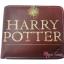 กระเป๋าสตางค์แบบพับ Harry Potter สีแดง thumbnail 2