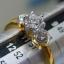 แหวนเพชรแท้(ขายแล้ว) thumbnail 3