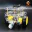 โครงรถ หุ่นยนต์ Smart Car Chassis แบบ 3 ชั้น thumbnail 7