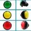 สวิทช์พร้อมปุ่มกด ปุ่มกดเกม มีไฟ สีแดง ขนาด 46mm thumbnail 3