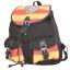 กระเป๋าสะพายหลังฮอกวอตส์สีดำ แทบสีชมพูบานเย็นสลับเหลือง thumbnail 9