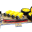 โครงรถ หุ่นยนต์ 4WD สีน้ำเงิน smart car chassis thumbnail 9
