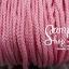 เชือกถัก P.P. #5 สีชมพูอ่อน (10เมตร) thumbnail 1