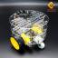 โครงรถ หุ่นยนต์ Smart Car Chassis แบบ 3 ชั้น thumbnail 2