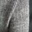 "jp0397--เสื้อแฟชั่นคอเต่า สีเทา MELANI แบรนด์เนมจากฮ่องกง ""อก 33- 36 นิ้ว "" thumbnail 5"