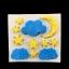 พิมพ์ซิลิโคน พิมพ์ฟองดอง ดาว ก้อนเมฆ พระจันทร์เสี้ยว