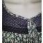"""Dress0622--เดรสแฟชัน ชีฟอง สวยๆ """"อก 34-37 นิ้ว"""" thumbnail 4"""